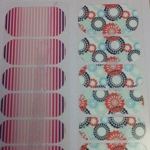 Jamberry Nail Wrap- Half Sheet